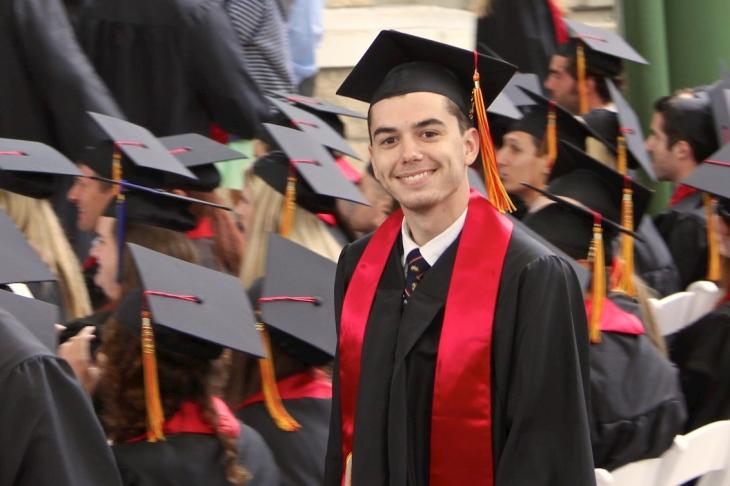 almost a graduate