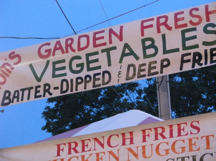 fried veg