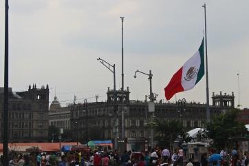 a big effing flag