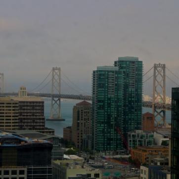 bay bridge by day