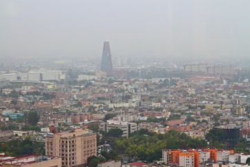 from the torre latina, 2