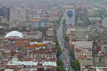 from the torre latina, 3