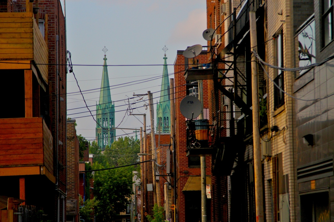 steeple alley