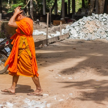 clean monk