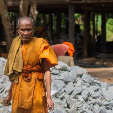 dubious monk