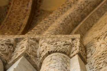 carvings on carvings on carvings