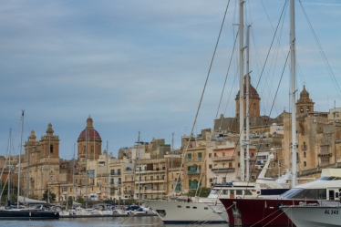 the yacht-to-church ratio in malta is one of the most impressive in the world