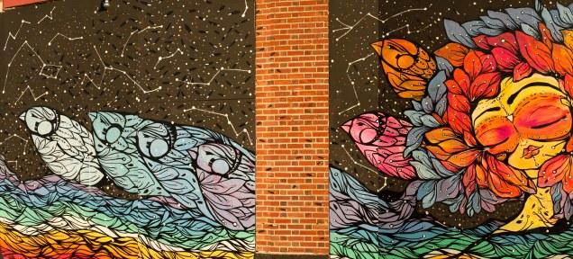 carousel mural panoramo