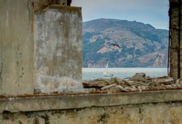 alcatraz frame